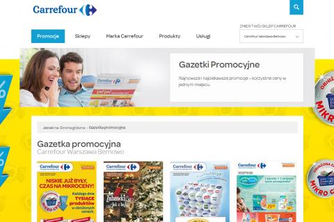 Współpraca z Carrefour Polska