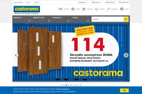 Współpraca z Castorama Polska