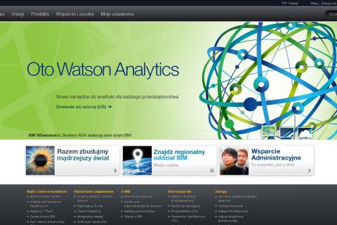 Współpraca z IBM Polska