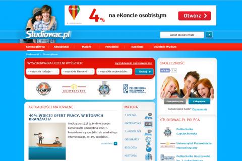 portal dla maturzystów studiowac.pl